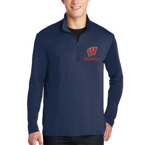 WLL - PosiCharge ® Competitor ™ 1/4 Zip Pullover Thumbnail
